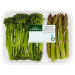 Morrisons Tenderstem Broccoli & Asparagus Tips