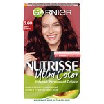 Garnier Nutrisse Ultra Color 2.6 Dark Cherry