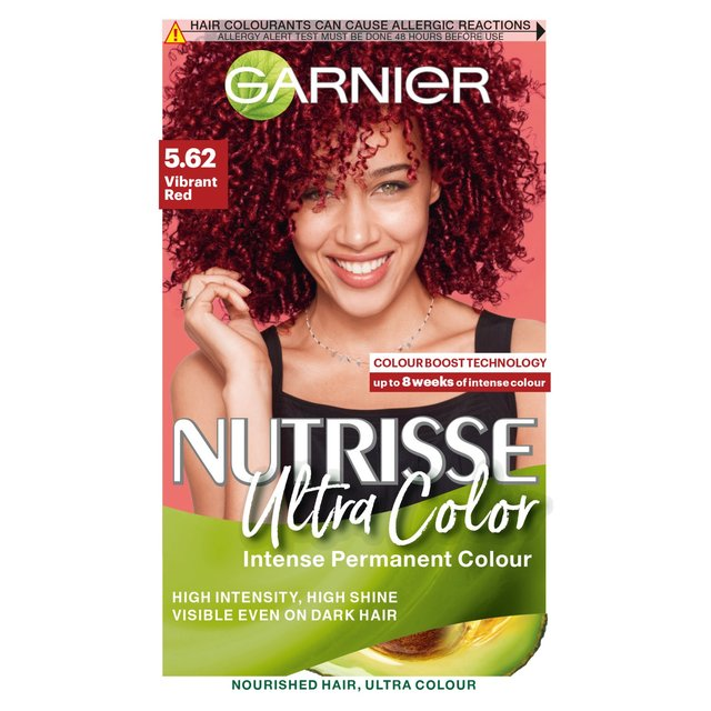 Morrisons Nutrisse Ultra Colour Deep Red 5 62 Product Information
