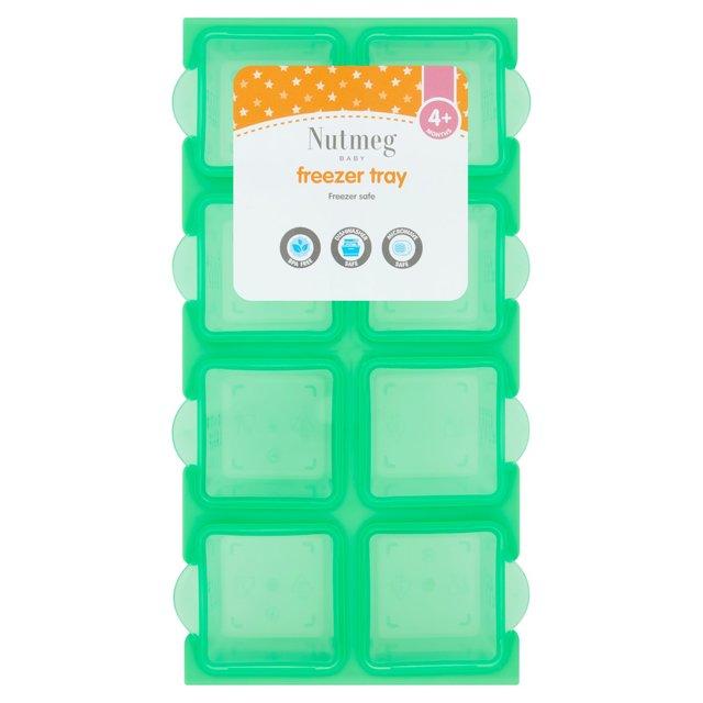 Nutmeg Freezer Tray