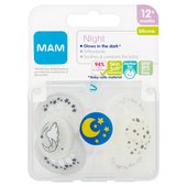 Mam Night Soother 12 + Months