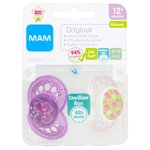 Mam Original Soother 12 + Months