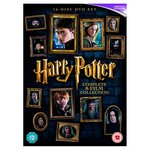 Harry Potter Complete 8 Film Collection DVD (12)