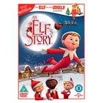 An Elfs Story The Elf On The Shelf DVD (U)