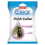 Bob Martin Clear Flea Collar For Dogs & Puppies