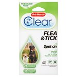 Bob Martin Flea & Tick Spot On For Dogs From 12 Weeks