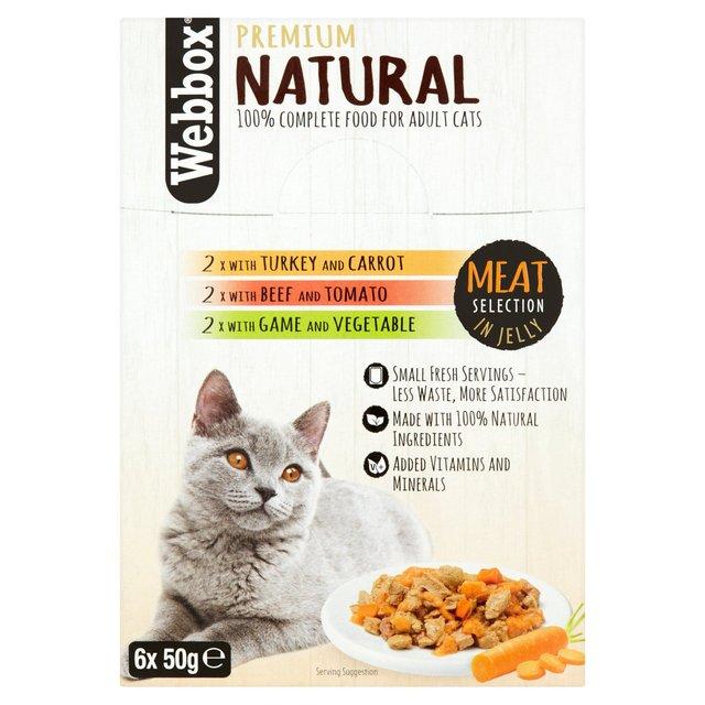 Webbox Cat Stars Complete Cat Food