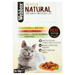 Webbox Natural Complete Cat Meat Selection In Sauce