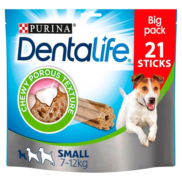 Dentalife Chews Loyalty Pack For Small Dogs