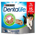 Dentalife Chews Loyalty Pack For Medium Dogs