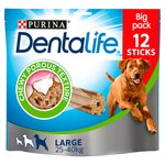 Dentalife Chews Loyalty Pack For Large Dogs