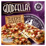 Goodfellas Limited Edition Deep Pan Baked New Orleans Sizzler