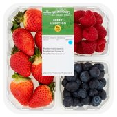 Morrisons Berry Selection