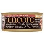 Encore Premium Dog Beef Steak With Potato