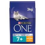 Purina One Senior 7+ In Chicken and whole Grains