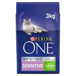 Purina One Sensitive Turkey And Rice