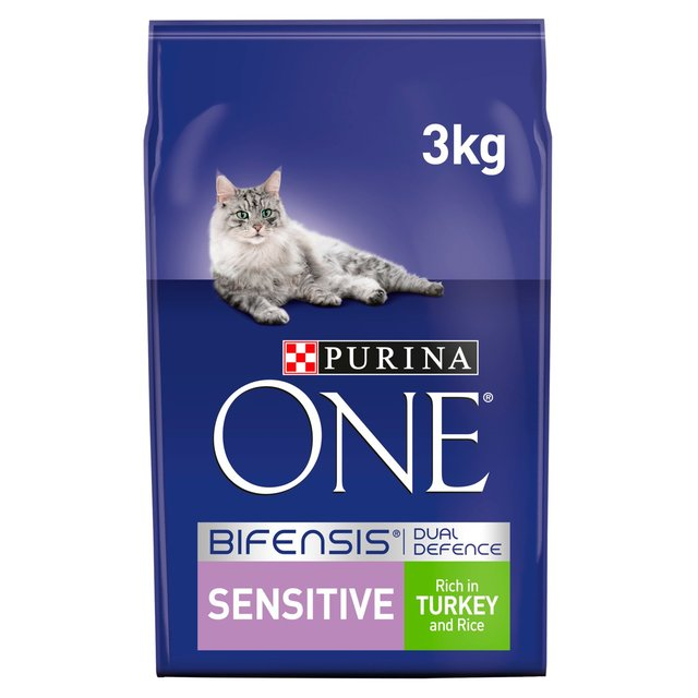 morrisons purina one sensitive turkey and rice 3kg. Black Bedroom Furniture Sets. Home Design Ideas