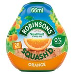 Robinsons Squash'd Orange On-The-Go Squash