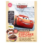 Disney Cars Chocolate Cupcake Kit