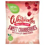 Whitworths Just Fruit Dried Sweet Cranberries