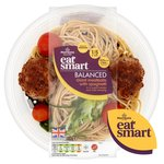 Morrisons Eat Smart Balanced Meatballs With Wholewheat Spaghetti