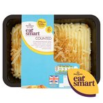 Morrisons Eat Smart Counted Cumberland Pie