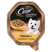 Cesar Country Chicken & Vegetables In Gravy