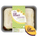 Morrisons Eat Smart Counted Spinach & Ricotta Cannelloni