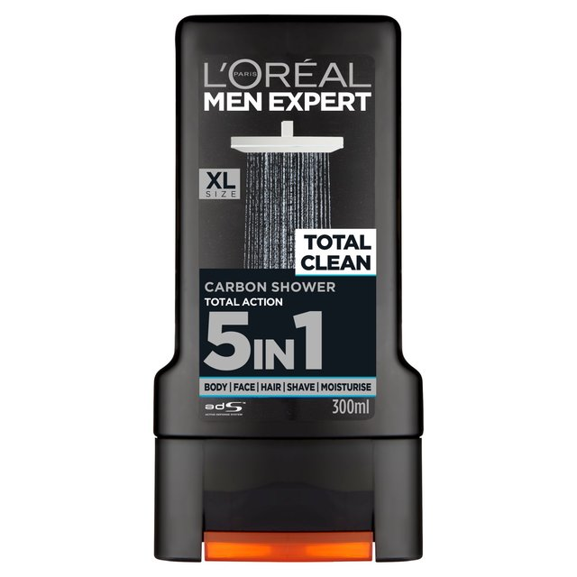 L'Oreal Men Expert Total Clean Shower Gel
