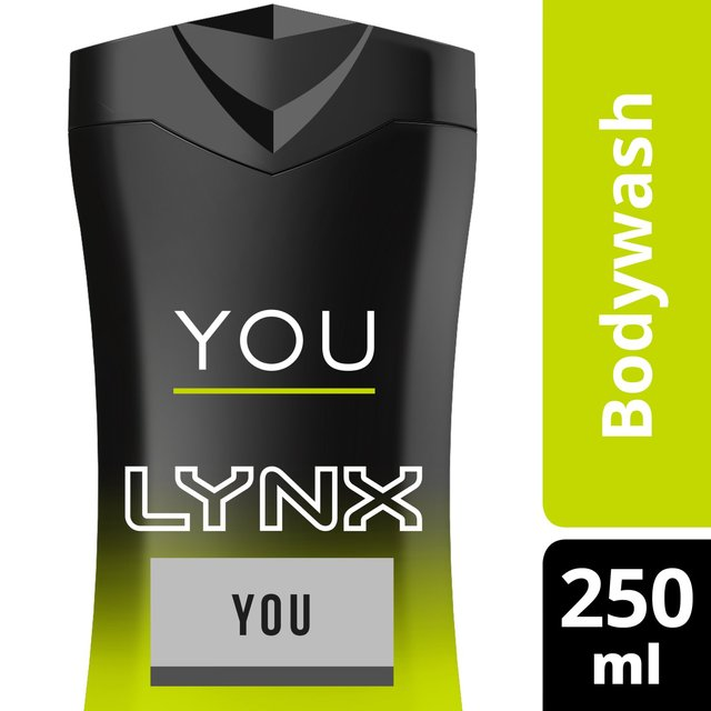 Lynx You Shower Gel