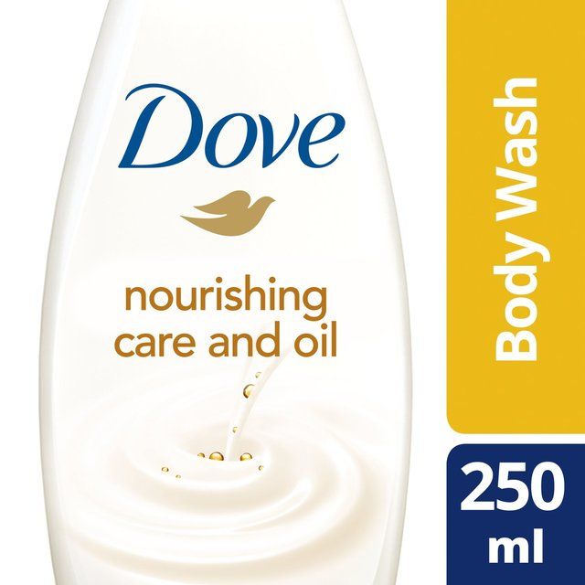 Dove Nourishing Care & Oil Body Wash