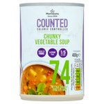 Morrisons Counted Vegetable Soup