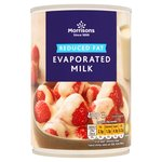 Morrisons Eat Smart Reduced Fat Evaporated Milk