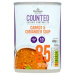 Morrisons Counted Carrot And Coriander Soup