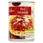 Morrisons Beef Bolognese