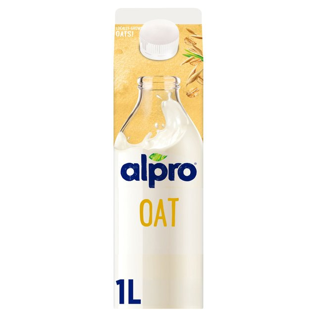 Alpro Fresh Oat Original Milk Alternative