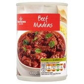 Morrisons Beef Madras