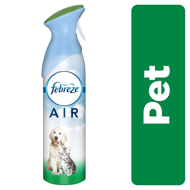 Morrisons: Febreze Pet Odour Air Freshener 300ml(Product ...