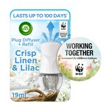 Air Wick Linen Air Freshener Kit