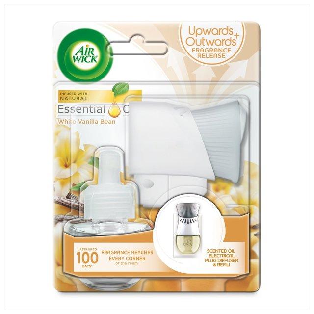 Air Wick Vanilla Air Freshener Kit