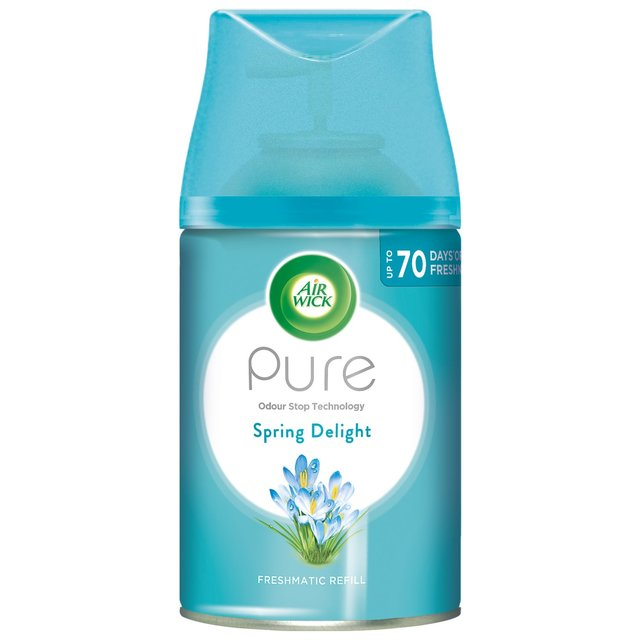 Air Wick Pure Spring Delight Air Freshener Refill