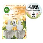 Airwick Electrical Twin Refill Vanilla