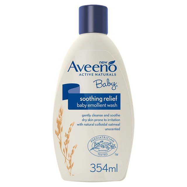 Aveeno Baby Soothing Relief Emollient Wash