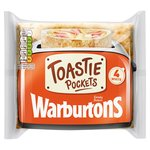 Warburtons White Toastie Pockets