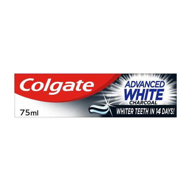 Colgate Advanced White Charcoal Whitening Toothpaste