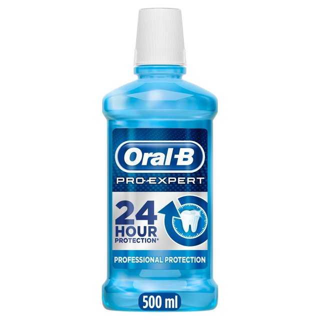Oral-B Pro-Expert Professional Protection Fresh Mint Moutwash