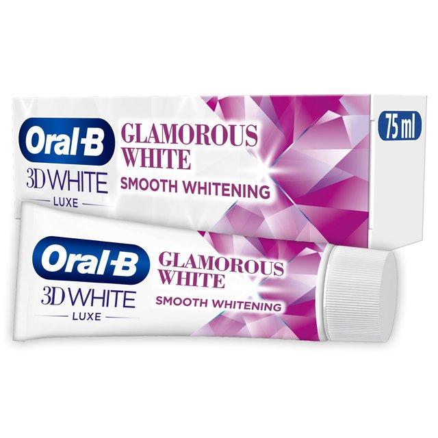 Oral-B 3D Glamorous White Toothpaste