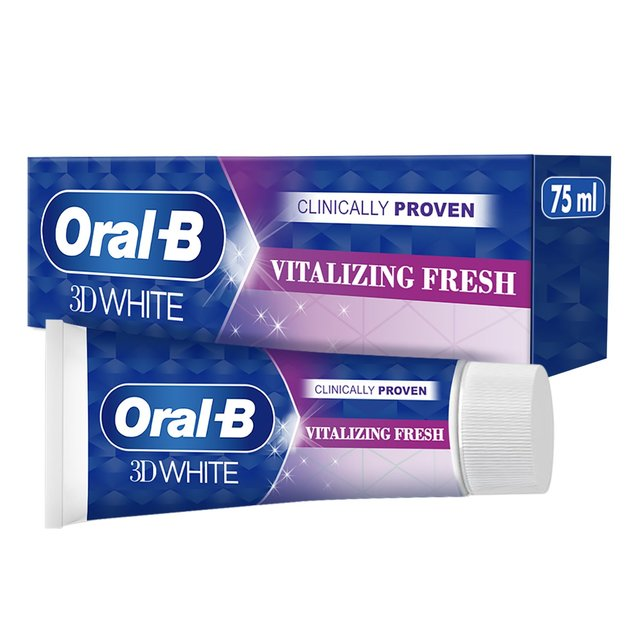 Oral-B 3D White Vitalizing Fresh Whitening Toothpaste