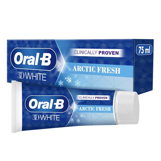 Oral-B 3D White Arctic Fresh Whitening Toothpaste