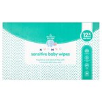 Nutmeg Sensitve Fragrance Free Baby Wipes